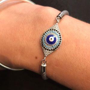 Eye Fashion Bracelet